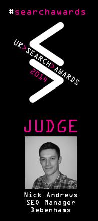 UK Search Awards 2014